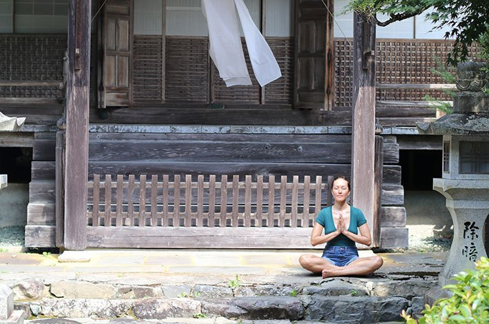 What I learned about mindfulness by living with Japanese Buddhist monks for a week