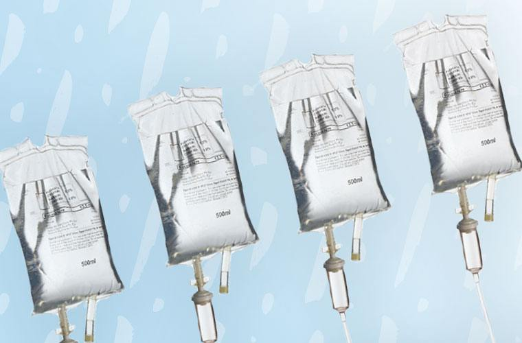 Thumbnail for Is an IV Drip Therapy Right for You? That Depends