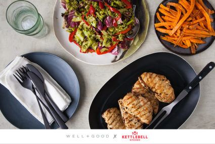 This fitness-focused meal plan wants to help you reach your #goals
