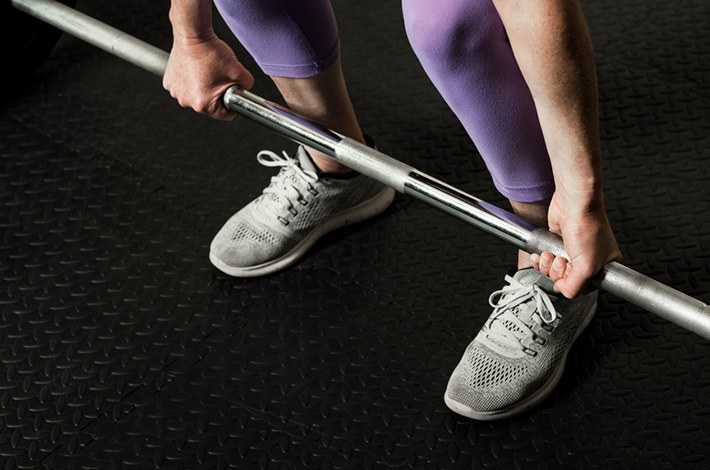 Why lifting heavy weights is the best workout you're probably not doing
