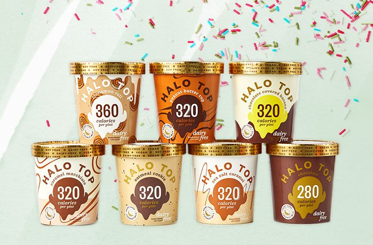 Thumbnail for Halo Top Is Now Vegan-Friendly With These 7 Flavors