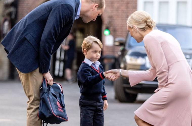 Thumbnail for Why Prince George Is the New Unofficial Poster Child for This Superfood