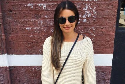 Lea Michele's 3 favorite ways to stay healthy on the road