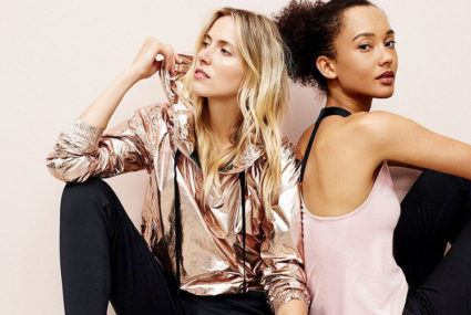 17 metallic activewear pieces that'll make you look like a rare gem