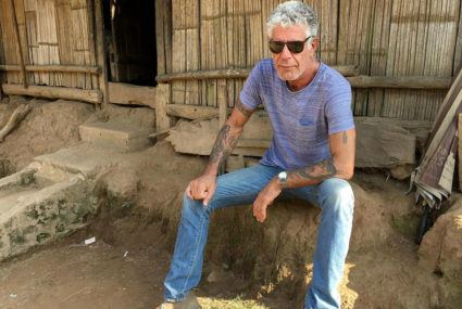 The one place in the world that could make Anthony Bourdain give up traveling