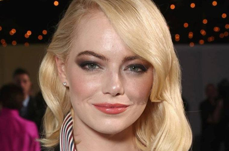 Emma Stone hopeful the world will one day embrace gender equality