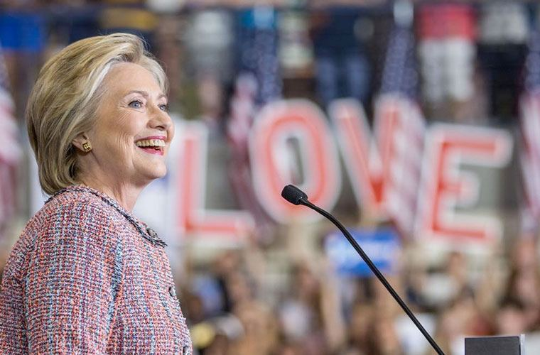 Thumbnail for 9 wellness lessons from Hillary Clinton's post-election routine