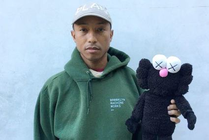 Pharrell Williams keeps his skin glowing with these two simple secrets