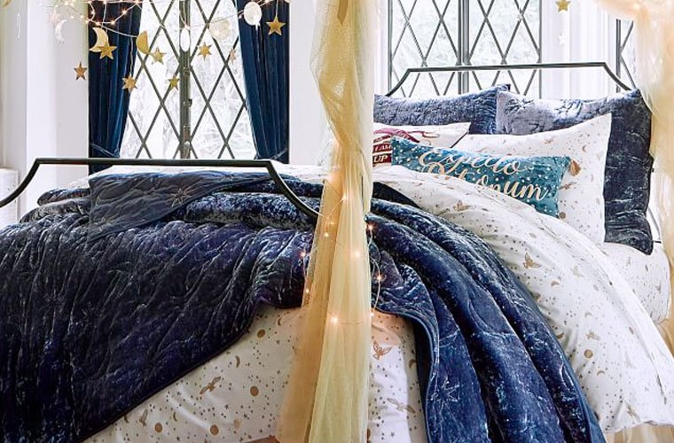 Thumbnail for PBteen's Harry Potter collection wants to turn your bedroom into magical fortress