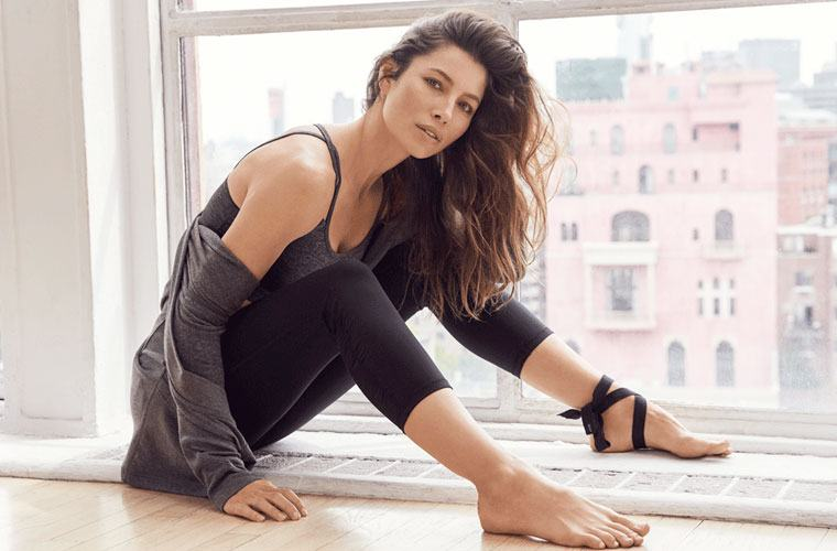 Thumbnail for Everything you need to know about Jessica Biel's new multi-year collab with Gaiam