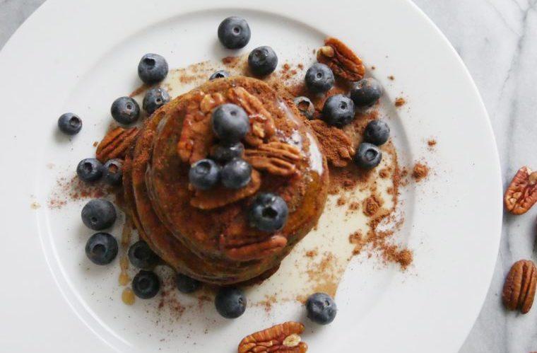pumpkin spice pancake recipe lily kunin well done still
