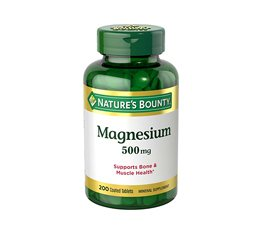 Thumbnail for WHY YOU SHOULD BE TAKING MAGNESIUM EVERY DAY, ACCORDING TO A NEUROSCIENTIST