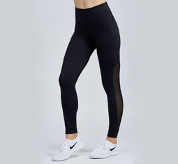 Thumbnail for 7 black leggings to score while they're on sale at Bandier