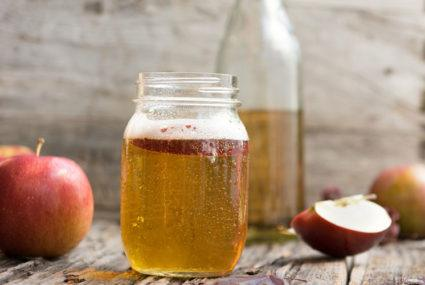 Is hard cider actually good for you?