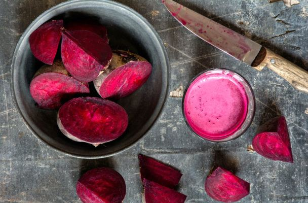 Why pairing beet juice with your workout routine might give your brain a boost