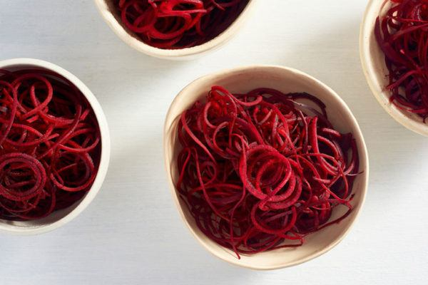 7 spiralizer recipes that are perfect for fall veggies