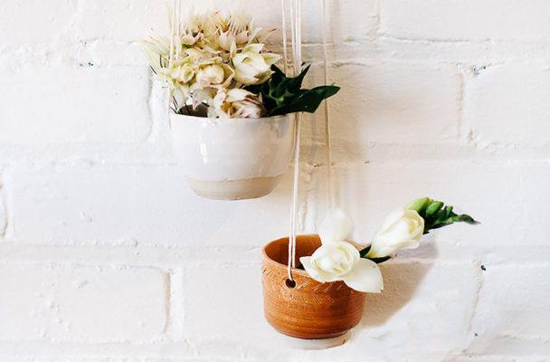 13 adorable hanging planters to give literal life to your space