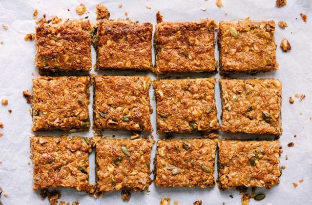 Give your protein bars a fall makeover with these 7 pumpkin recipes