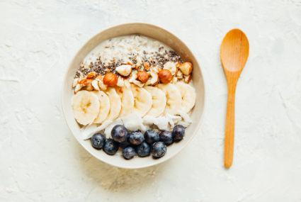 8 ways to turn your oatmeal bowl into a work of art
