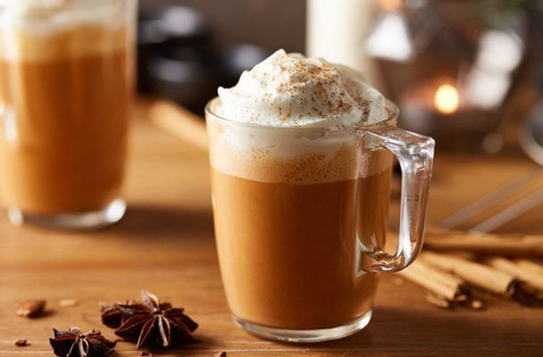 Thumbnail for 3 reasons why you crave pumpkin spice everything come fall, according to science