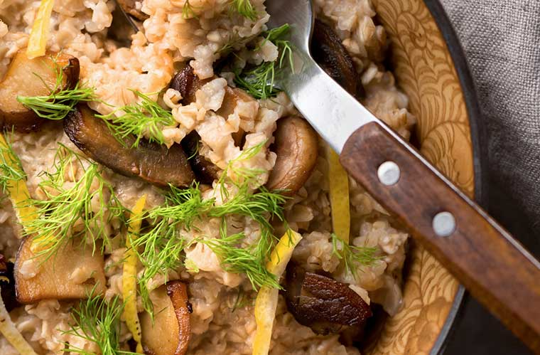 Thumbnail for 7 savory oatmeal recipes that will satisfy and surprise you