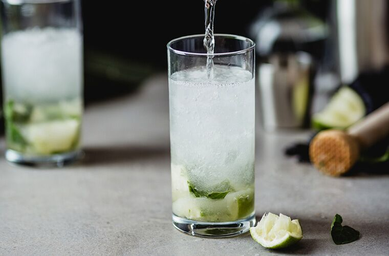 You can now get your sparkling water laced with cannabis