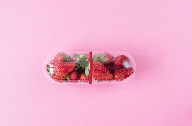 food versus supplements
