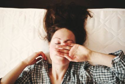 Is anxiety the most severe symptom of a hangover?