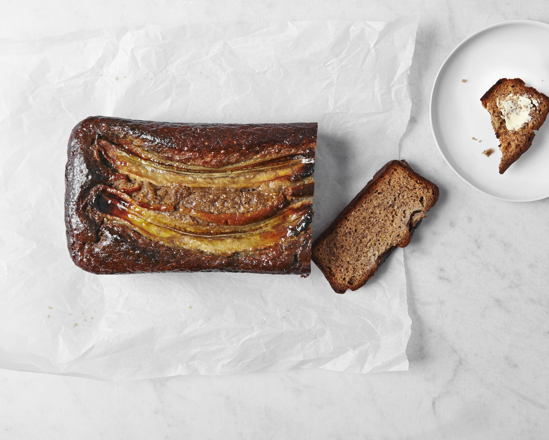 Thumbnail for This buckwheat bread recipe is bananas: B-A-N-A-N-A-S