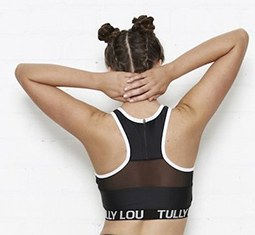 Thumbnail for Spotted: the next big activewear trend for logo lovers