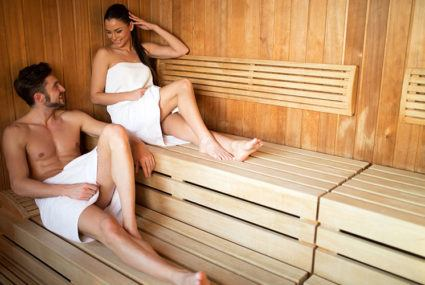 Can you actually do a date night at an infrared sauna?