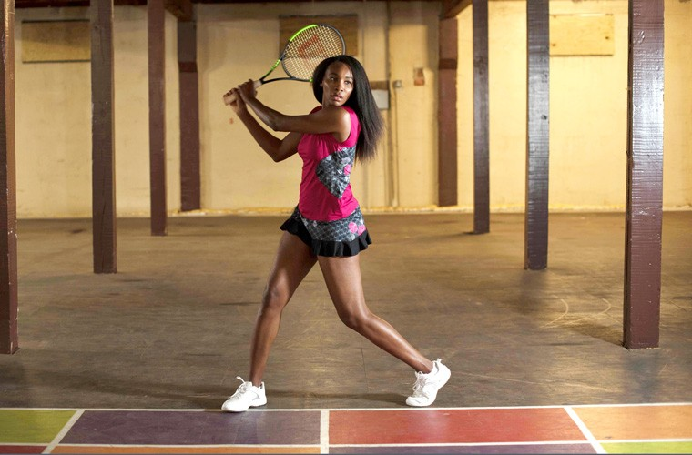 Thumbnail for Venus Williams' new activewear collection was inspired by Frida Kahlo