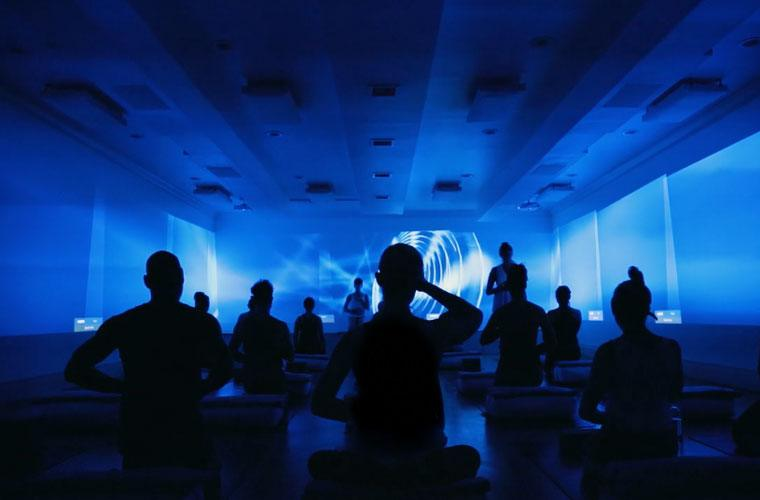 immersive multisensory fitness