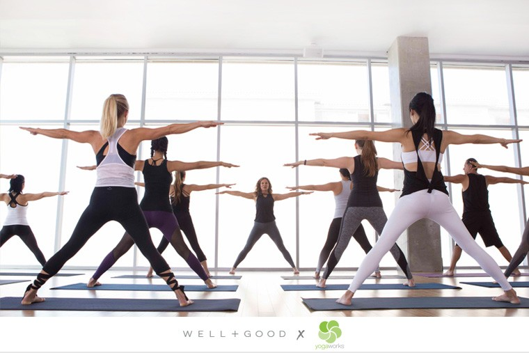beginner's yoga classes yogaworks