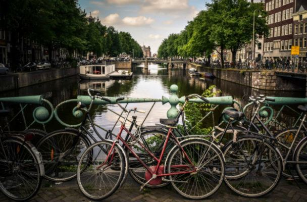 Amsterdam is a good travel destination for solo female travelers.