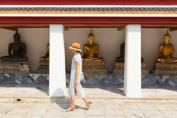 Thailand is a great destination for solo women travelers.