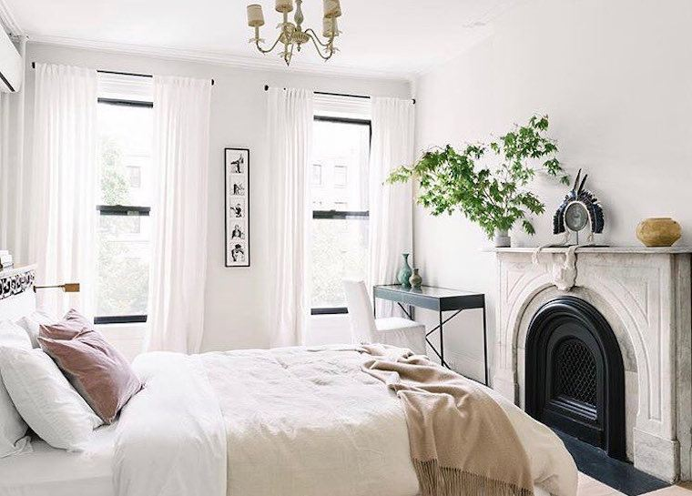 How to turn your bedroom into a stress-free, healing sanctuary
