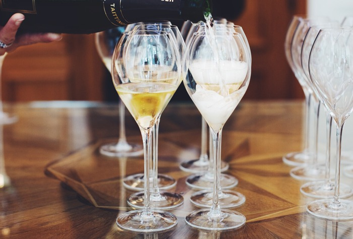 Looking for a low-sugar Champagne this New Year's Eve? We've got you