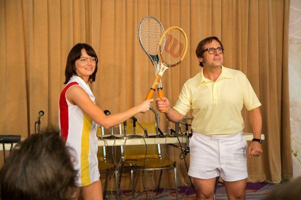 See Emma Stone's workout for Battle of the Sexes