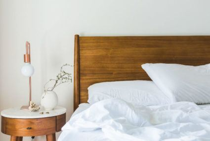 How often should you be changing your sheets—really?