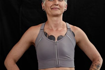The major way Athleta is helping breast cancer survivors get back into fitness