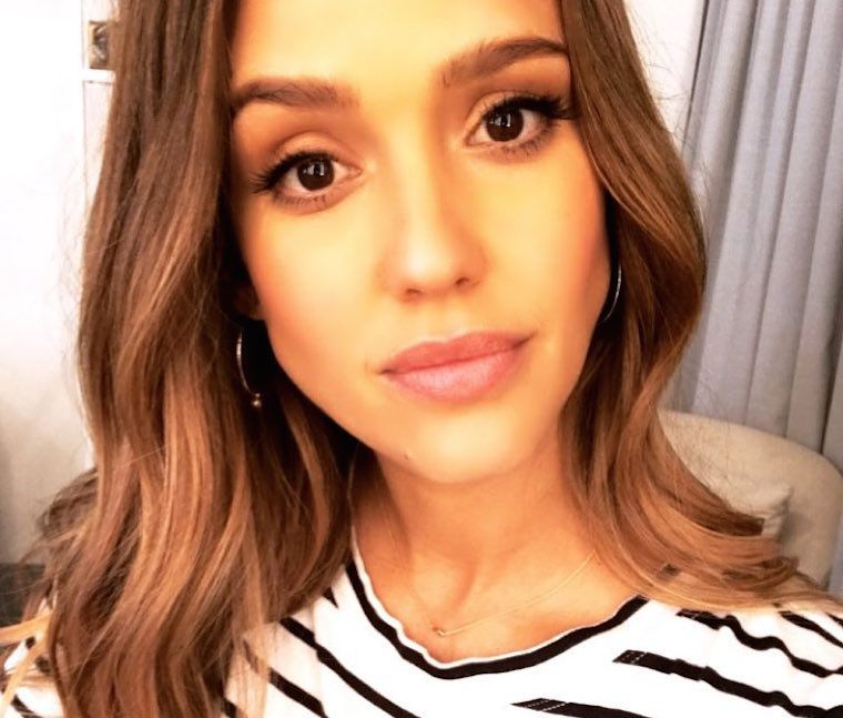 How Jessica Alba gets rid of acne | Well+Good