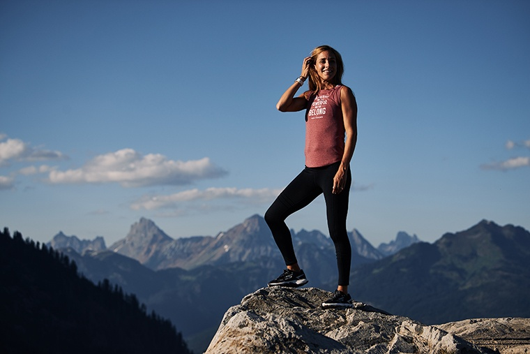 Thumbnail for Olympic runner Kara Goucher's 5 tips for recovering like a pro