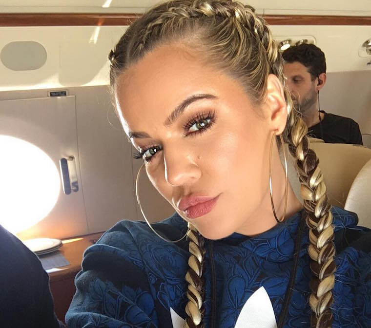 Thumbnail for Khloe Kardashian swears by this device for recovering between workouts