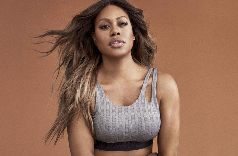 Thumbnail for Laverne Cox joins the Beyhive for the new Ivy Park collection