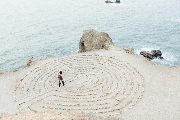 Lovingkindness meditations can be directed toward anyone.