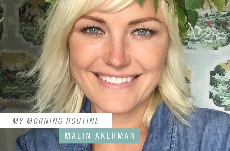 Thumbnail for The one trick Malin Akerman swears by when she's feeling overwhelmed