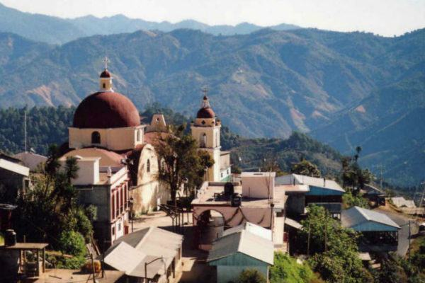 Oaxaca, Mexico, is a good place for solo women to visit.