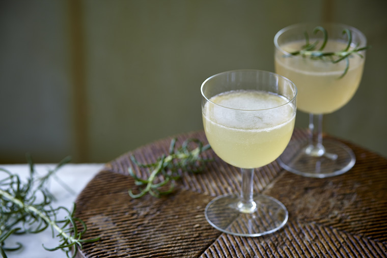 Rosemary Lemon cocktail