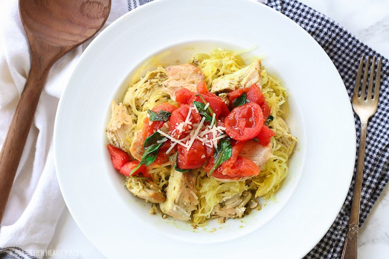 Thumbnail for 4 healthy (and tasty!) ways to use spaghetti squash